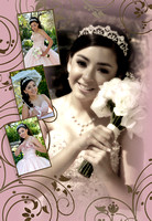 Quinceanera Valerie M 11x14 Flush Mount Album