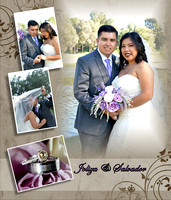Joliza and Salvador Flush Mount Album
